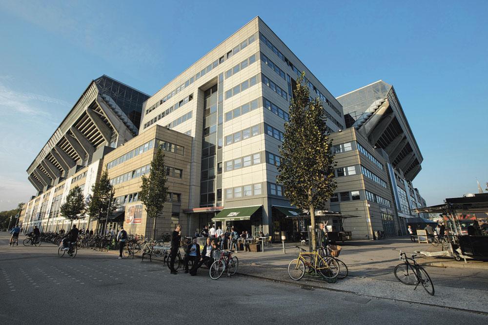Copenhague GROUPE B parken stadium capacité 38 190 3 matchs de groupe 1 huitième finale, belgaimage