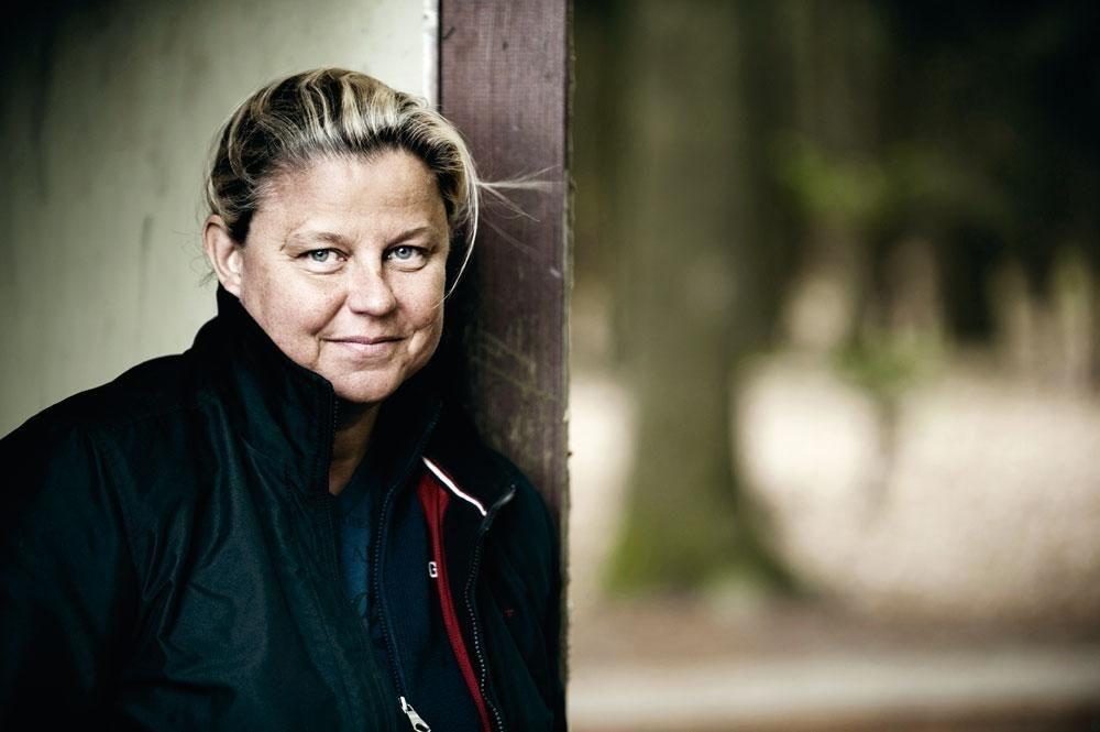 Brigitte Becue, BELGAIMAGE - CHRISTOPHE KETELS