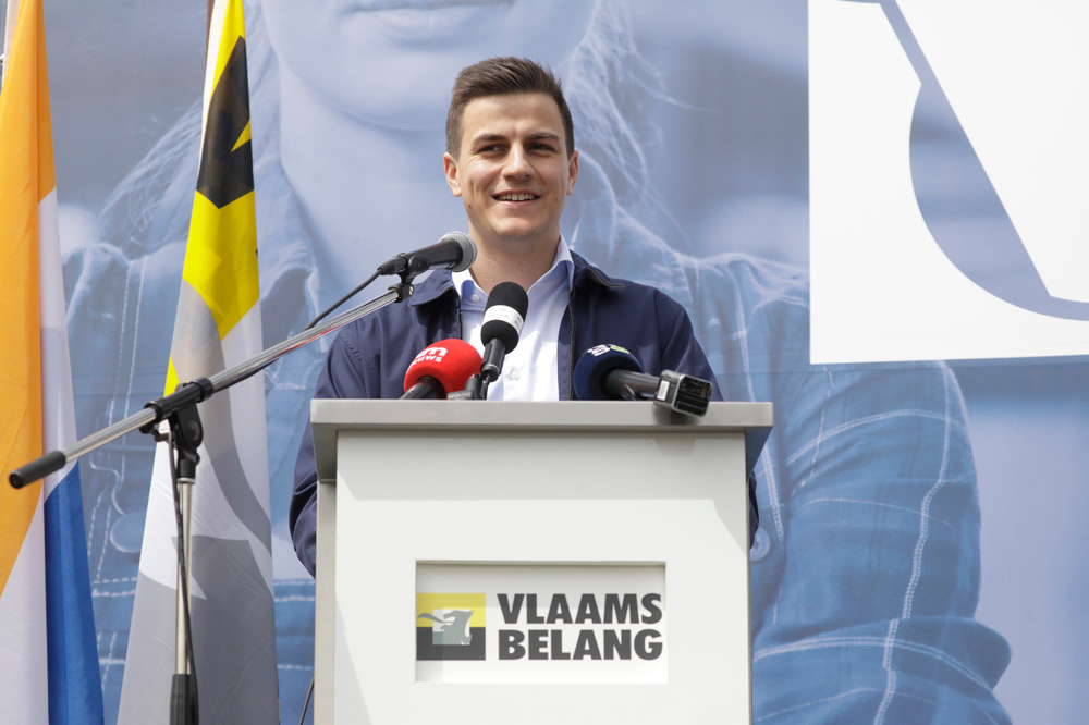Dries Van Langenhove, Belga