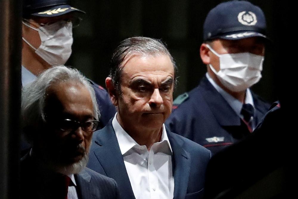 Carlos Ghosn, Reuters
