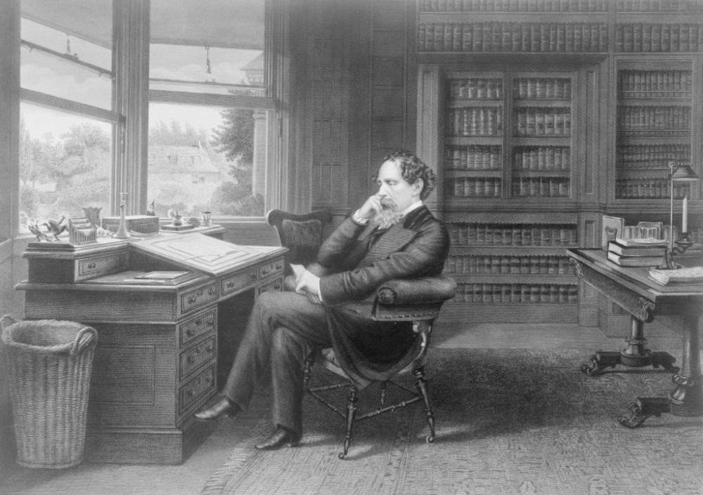 Charles Dickens, Getty Images