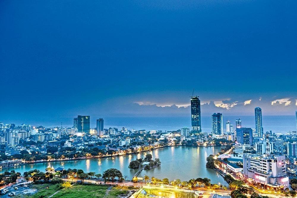 Colombo, Sri Lanka, istock