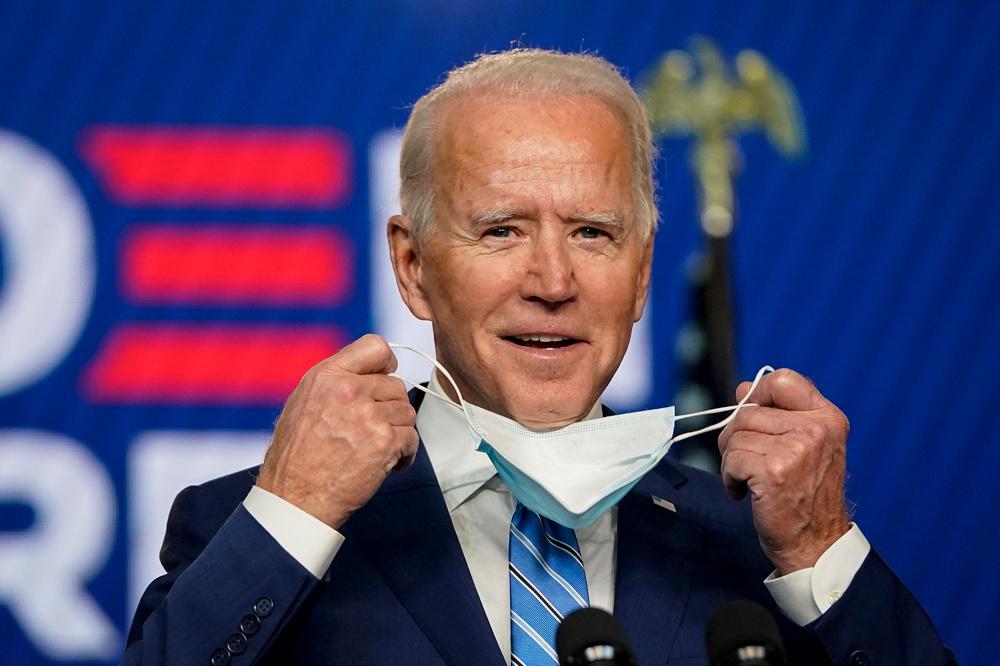 Joe Biden, Getty