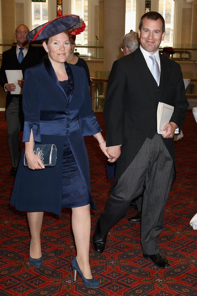 La famille royale britannique fait face à un nouveau divorce en 2012, Getty Images