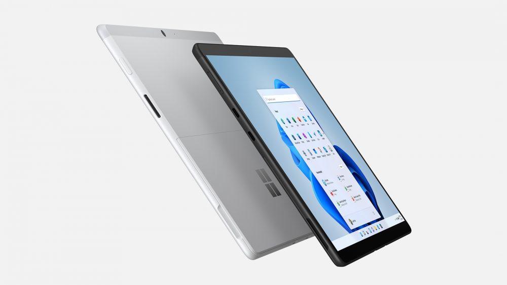 Surface Pro X, Microsoft