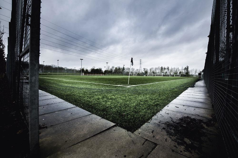 Het trainingscomplex van Leeds United waar Kemar Roofe als eerste aankwam en als laatste vertrok., BELGAIMAGE - CHRISTOPHE KETELS