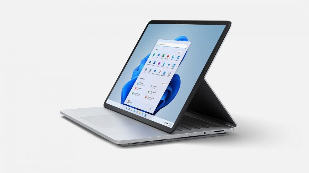 Surface Laptop Studio, Microsoft