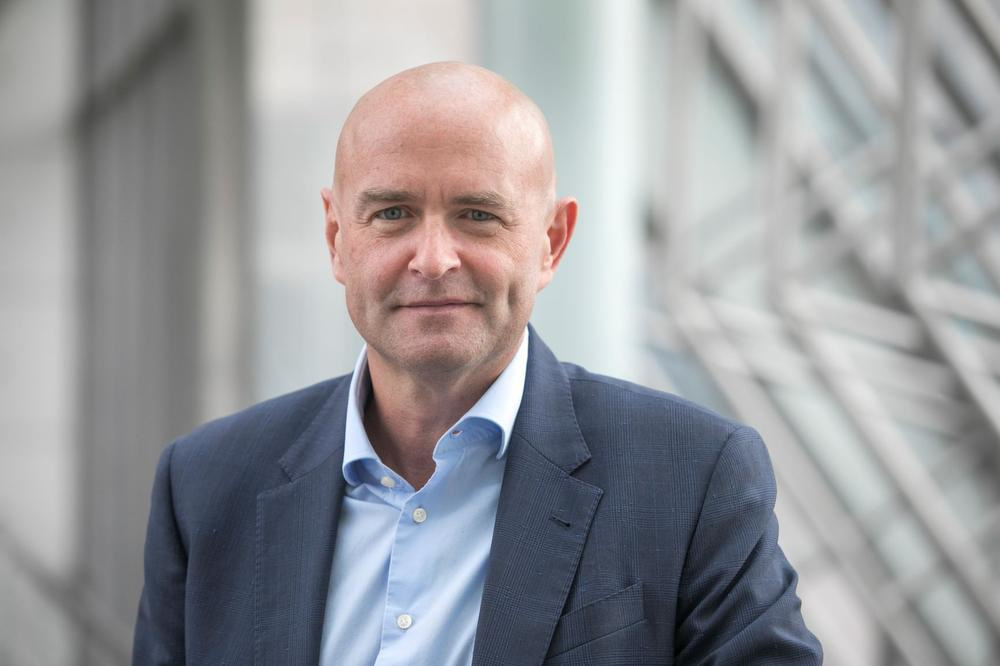 Pascal Janssens, Tax Partner bij PwC Belgium, Jan Locus
