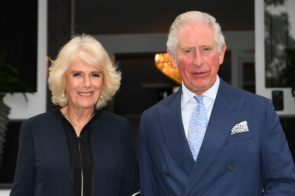 Charles et Camilla, Getty