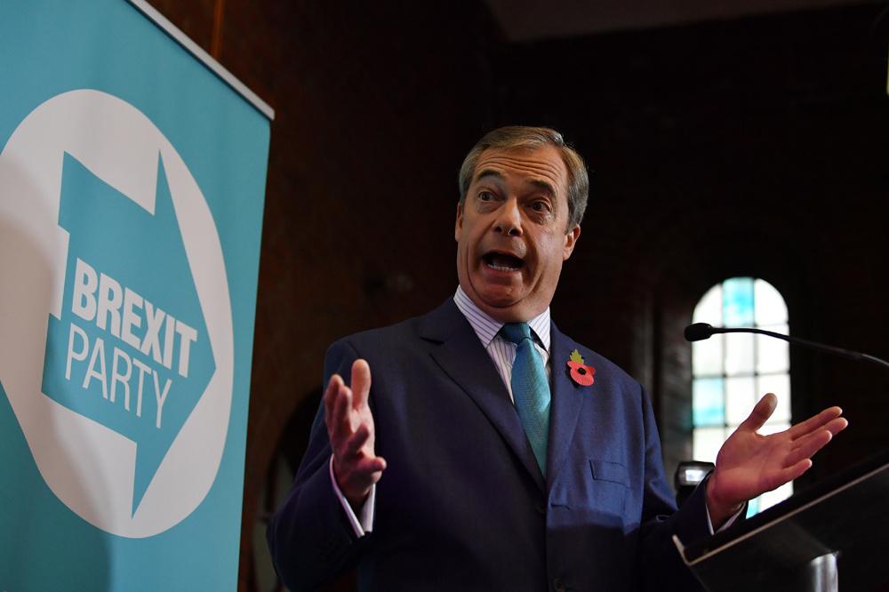 Nigel Farage, Belga Image