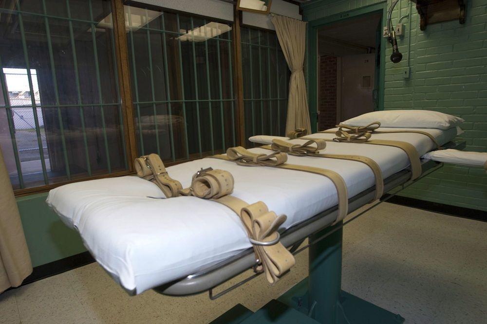 Salle dédiée aux exécutions, pénitencier de Huntsville, au Texas, Reuters