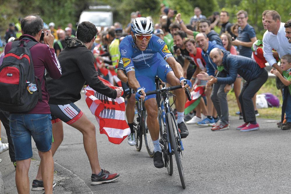 Philippe Gilbert: 'Het blijft jammer dat ik niet geselecteerd werd voor de Tour.', BELGAIMAGE