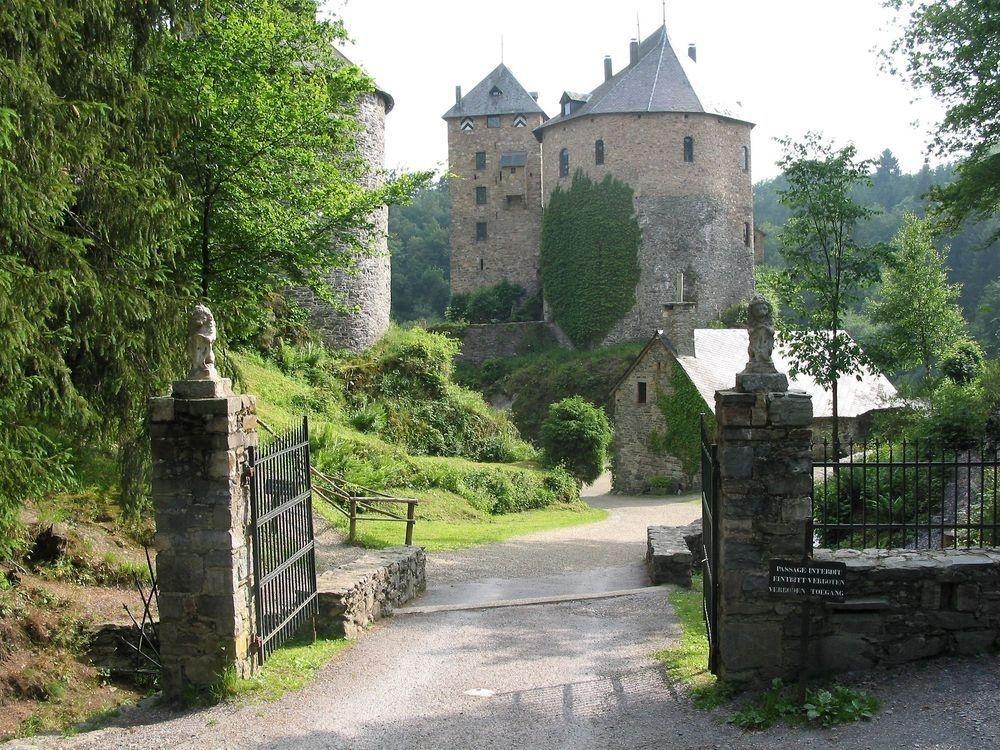 Château de Reinhardstein, Jean-Pol Grandmont, Wikicommons