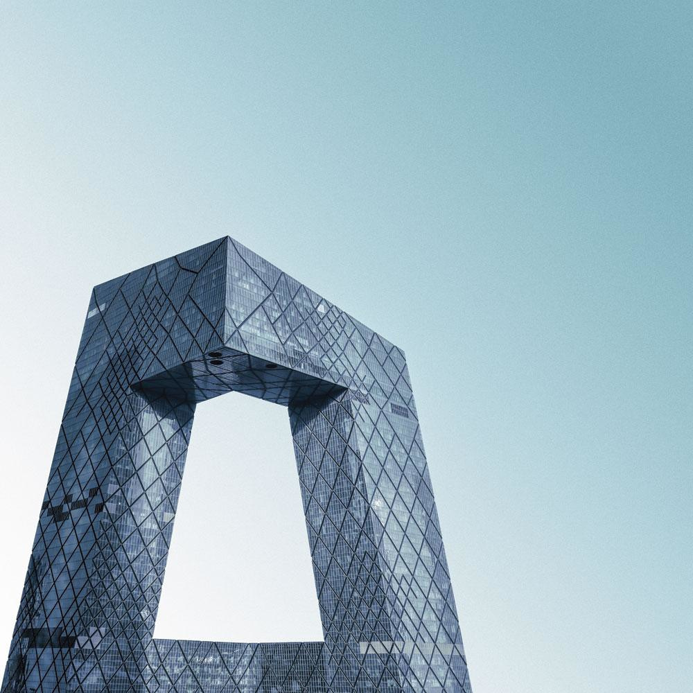 CCTV Headquarters, KRIS PROVOOST