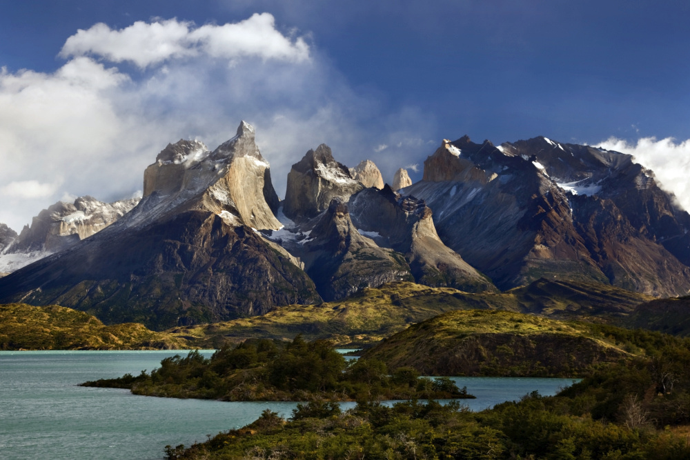 Chileens Patagonië, Getty Images