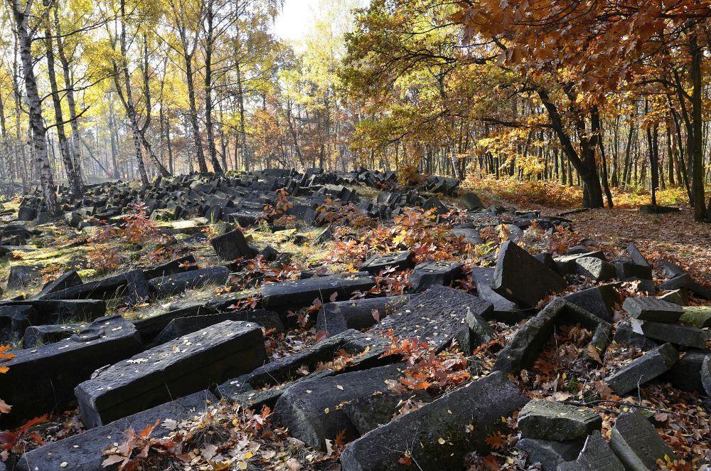Brodno begraafplaats, Adrian Grycuk, Wikicommons