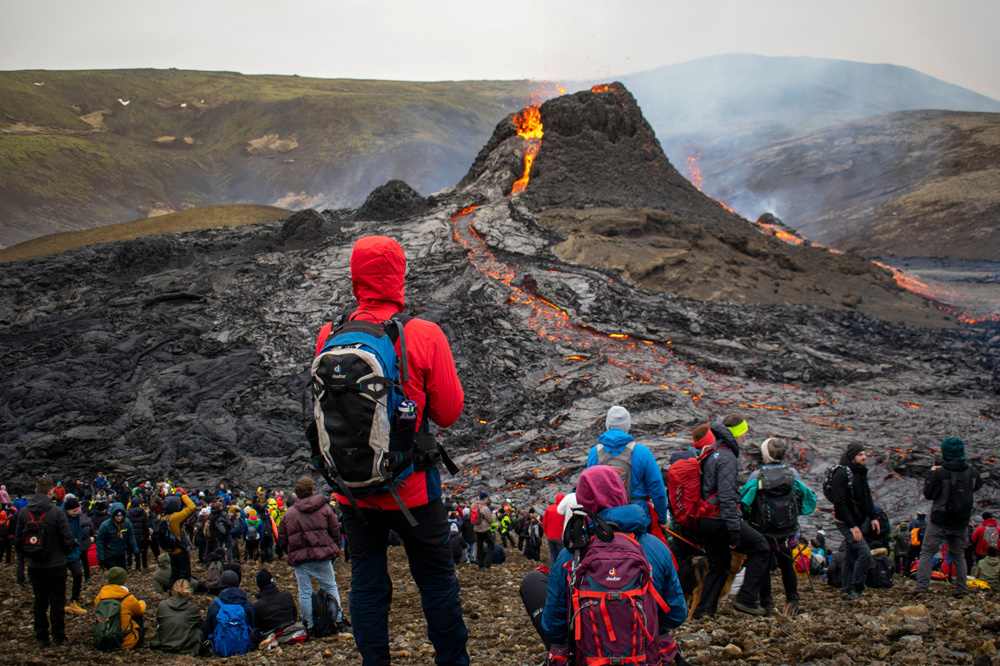 Un spectacle très attractif, début mars, Getty Images