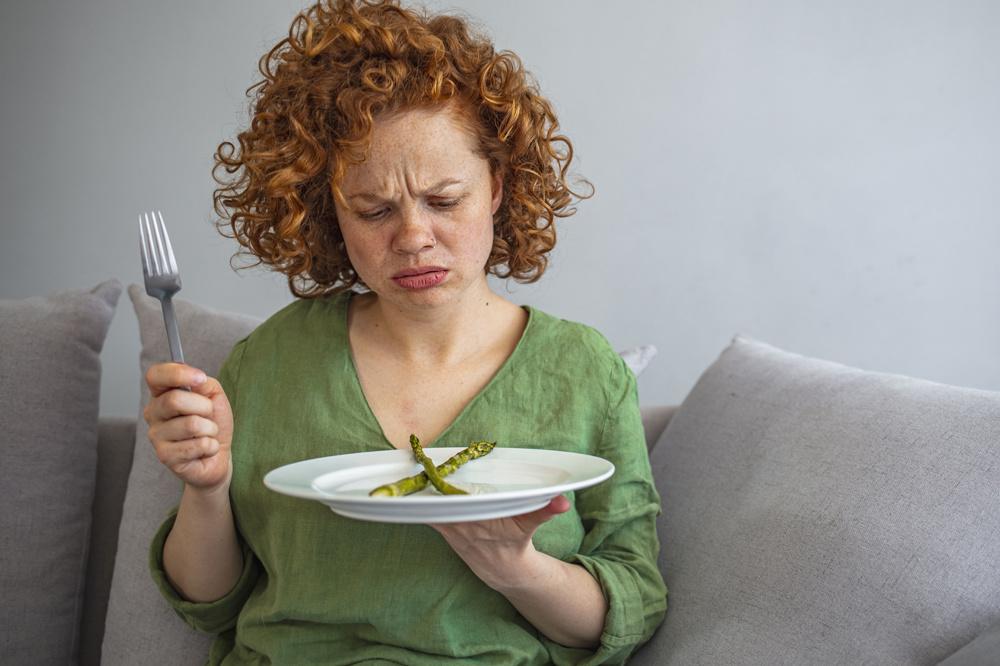 Manger à sa faim - mais pas au-délà - sans générer de frustration, la clé de la réussite, Getty Images