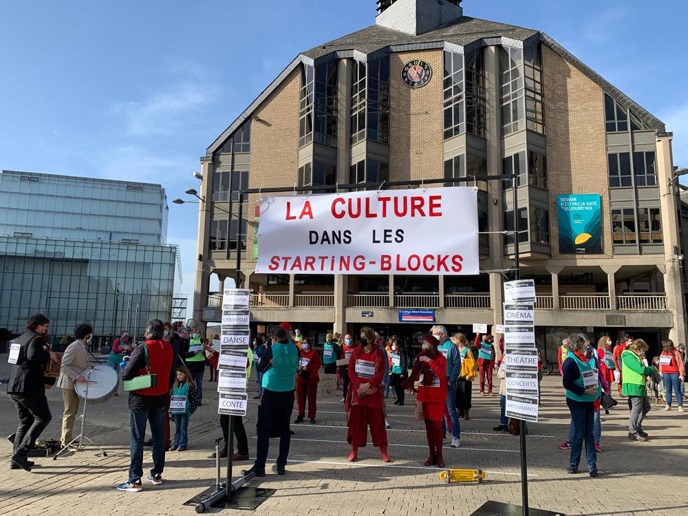 Louvain-la-Neuve, Belga