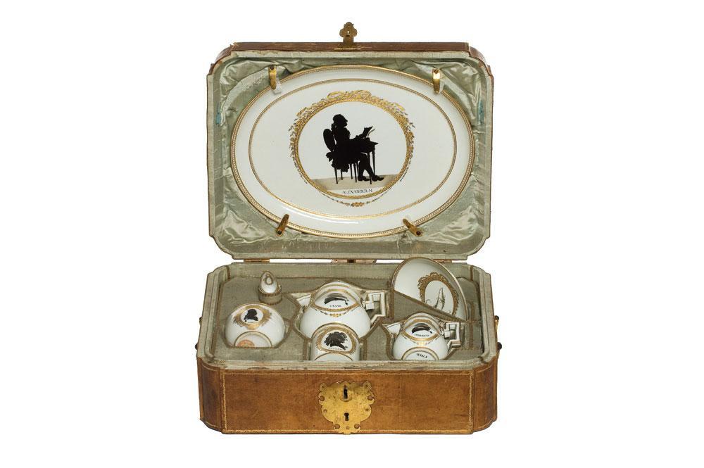 Déjeuner solitaire, Manufacture de Meissen, 1780-1790., MAD PARIS / JEAN THOLANCE