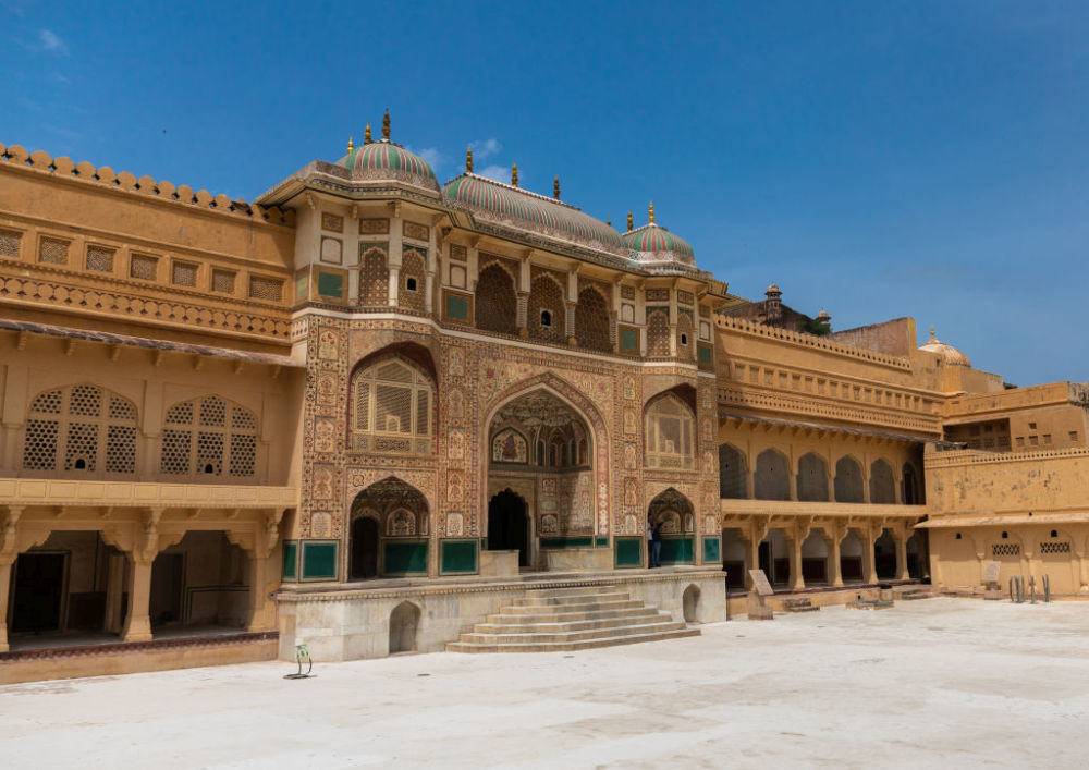 Amber Fort, Getty Images