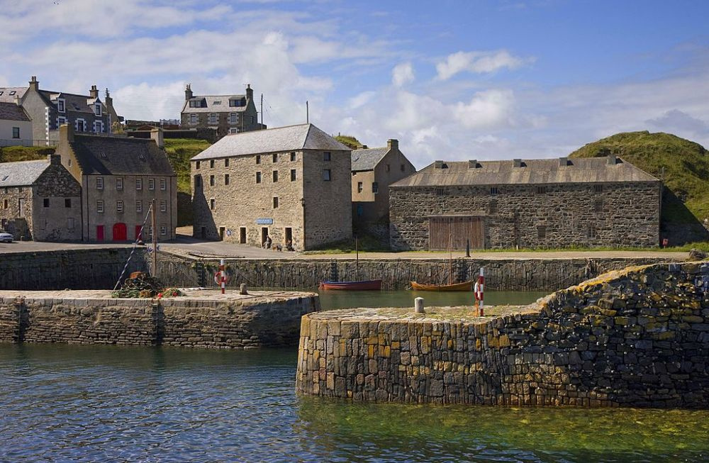 Portsoy, Getty Images