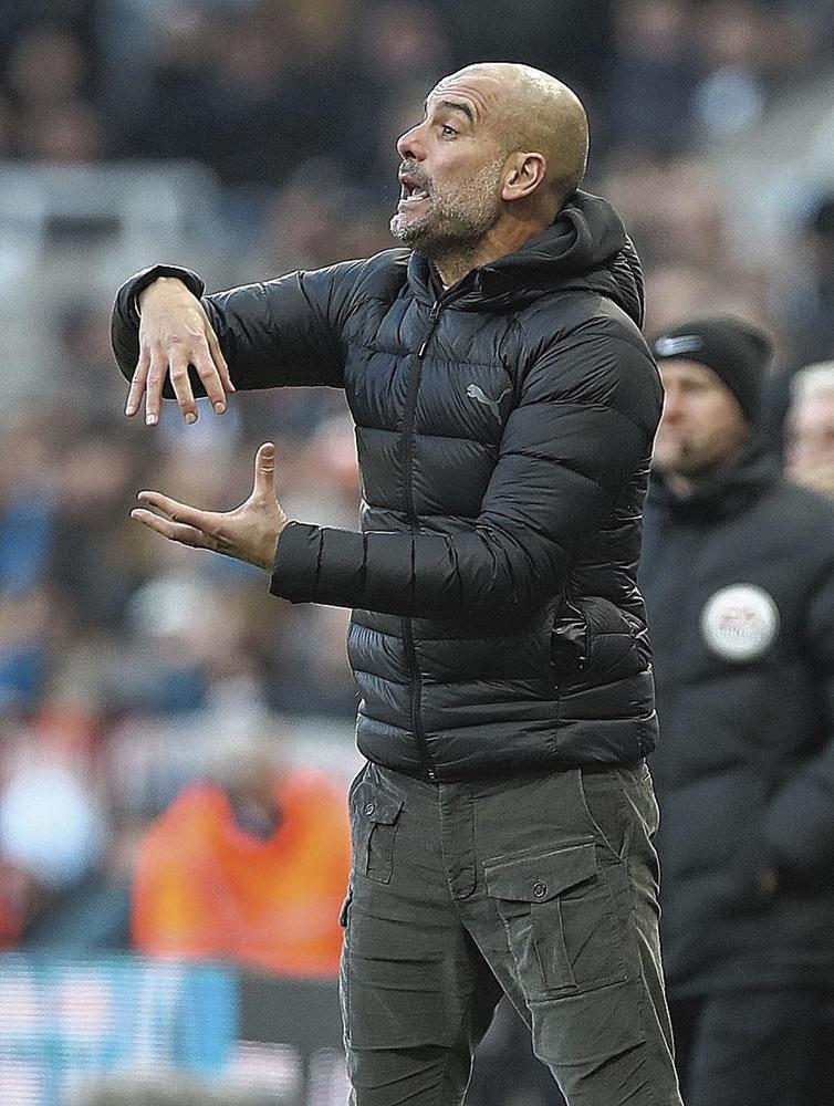 Pep Guardiola heeft de perceptie van het voetbal van heel wat spelers voorgoed veranderd., foto's getty