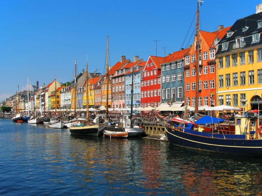 Copenhague. Le Danemark décroche la 2e place sue ce podiul du bonheur.