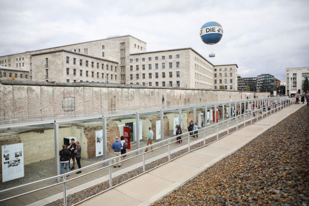 Museum van de Opstand van Warschau, Getty Images