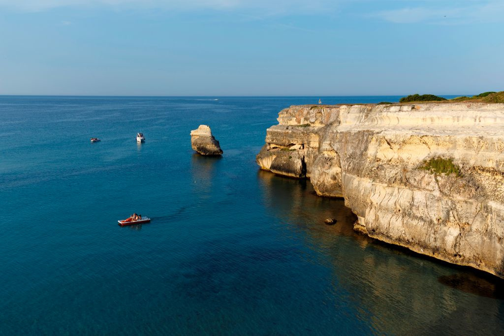 Torre dell'Orso, Salento - Puglia, Getty