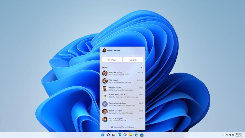 Windows 11, Microsoft