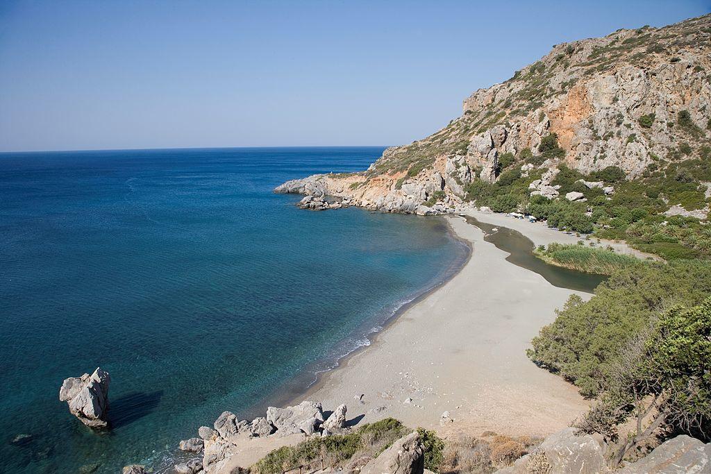 Preveli, Kreta, Getty