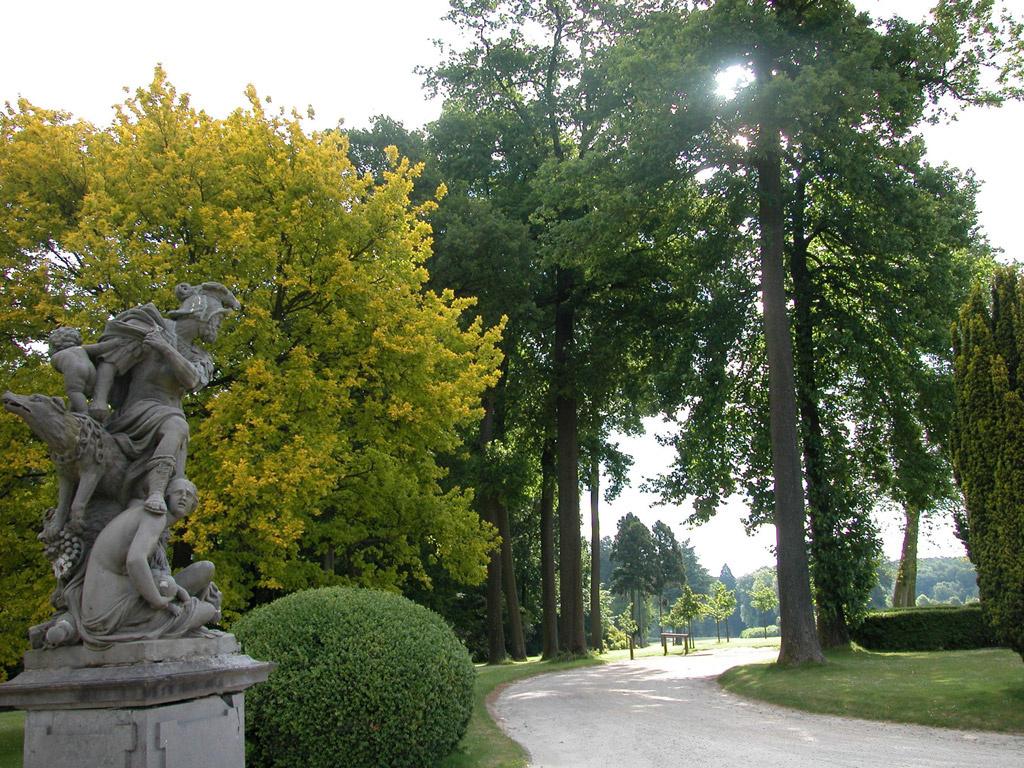 Parc de la Hulpe/Domaine de Solvay, Domaine de Solvay - Parc de la Hulpe