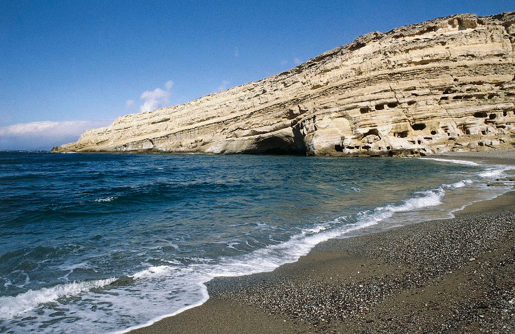 Matala, Kreta, Getty