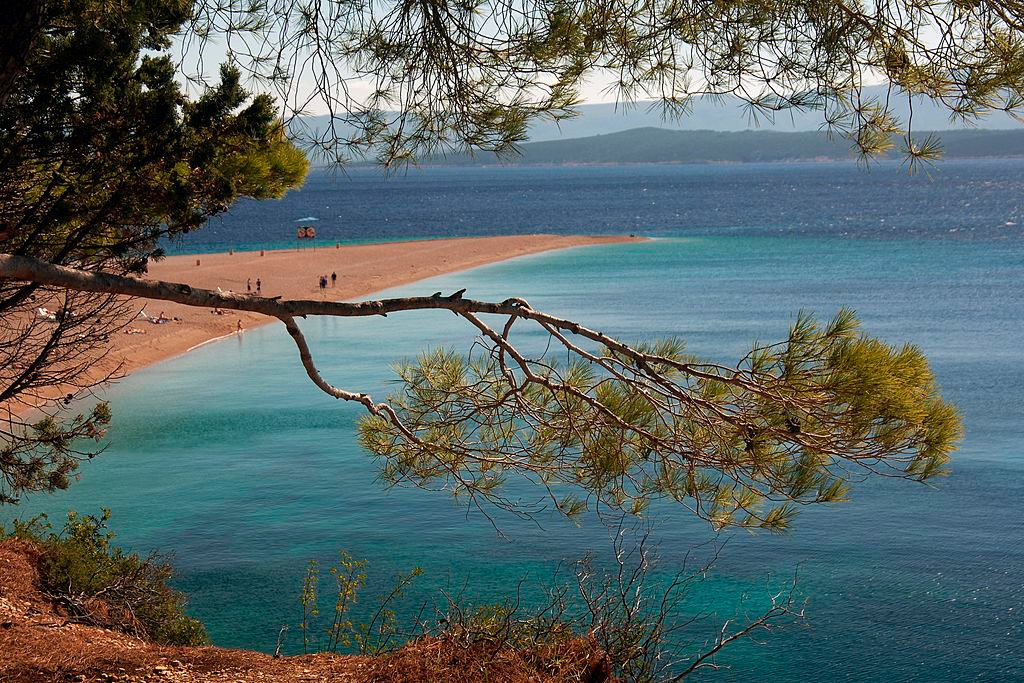 Zlatni Rat, Brac?, Getty