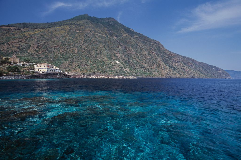 Rinella, Salina, Isole Eolie, Getty