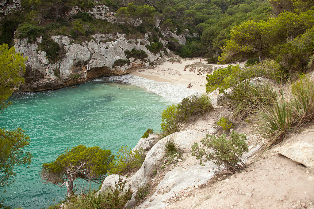 Cala Macarelleta, Menorca, Getty