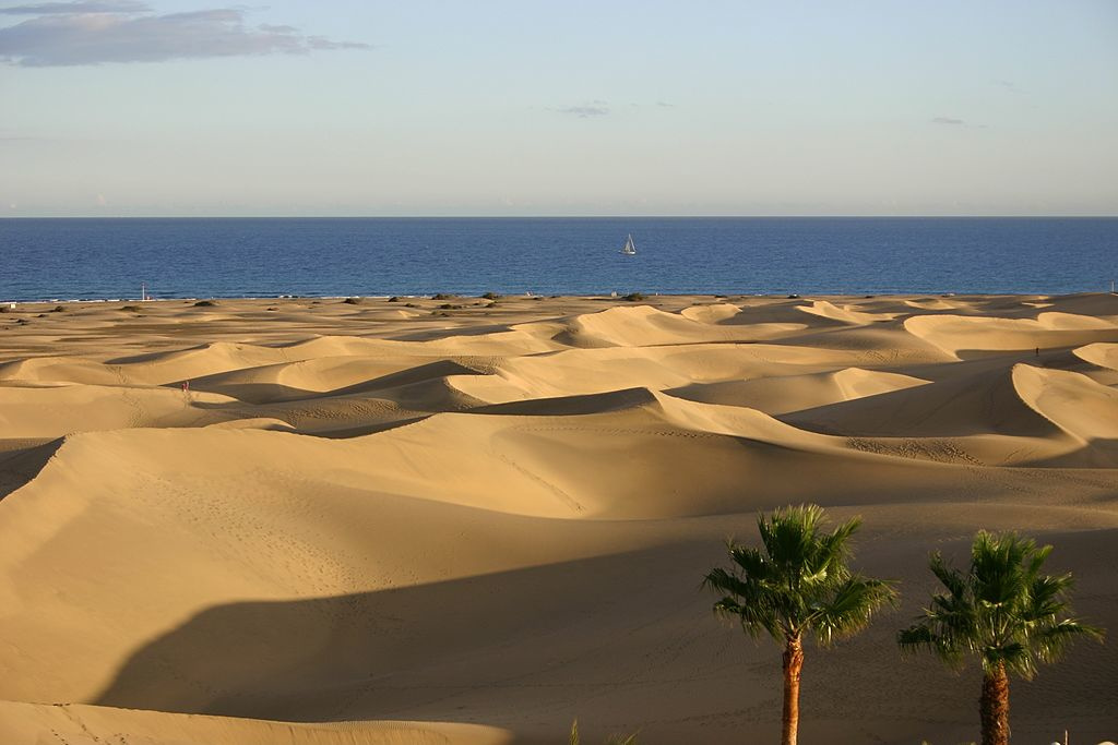 Maspalomas, Gran Canaria, Getty