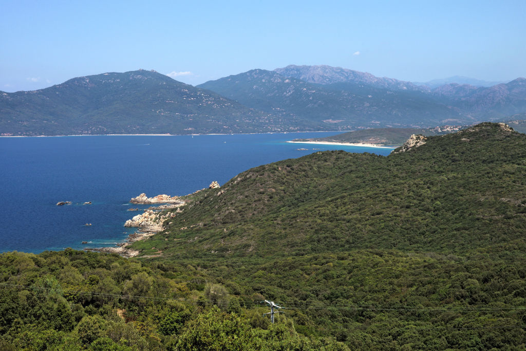 Portigliolo, Corsica, Getty