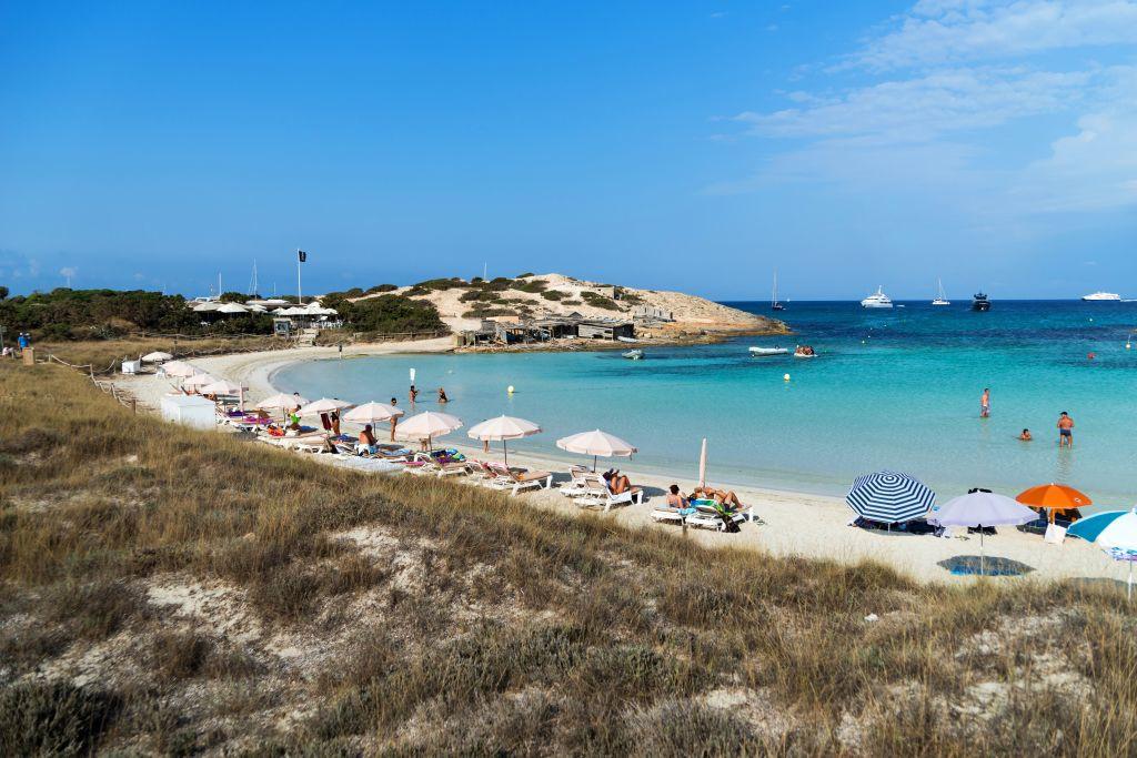 Platja de ses Illetes, Formentera, Getty