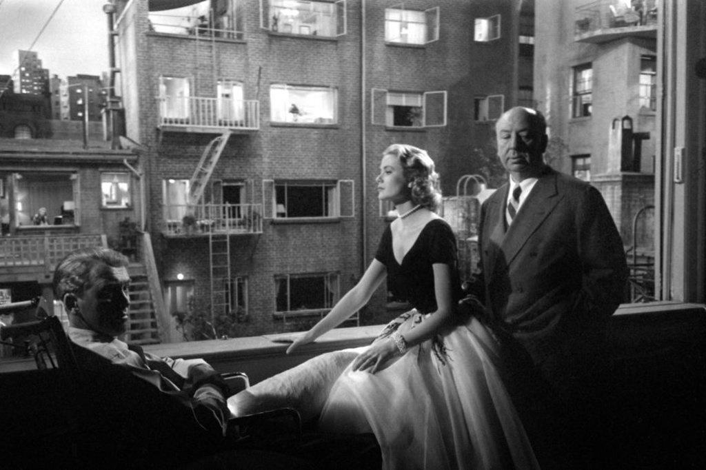 Grace Kelly dans Rear Window © iStock