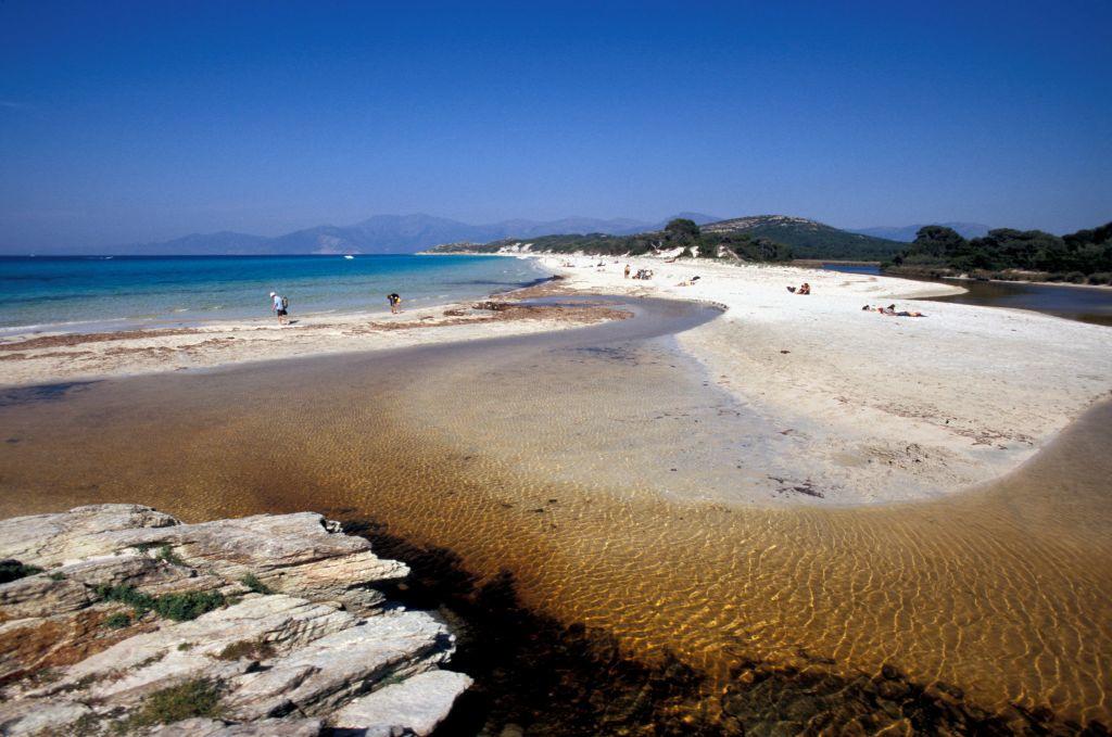 Saleccia, Corsica, Getty