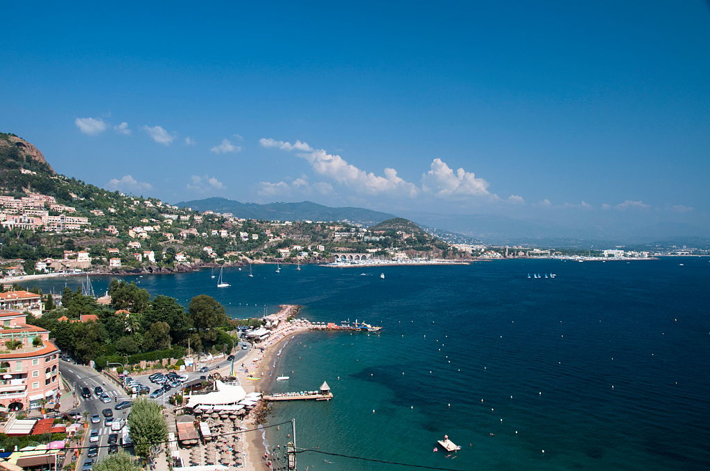 Côte D'Azur, Getty