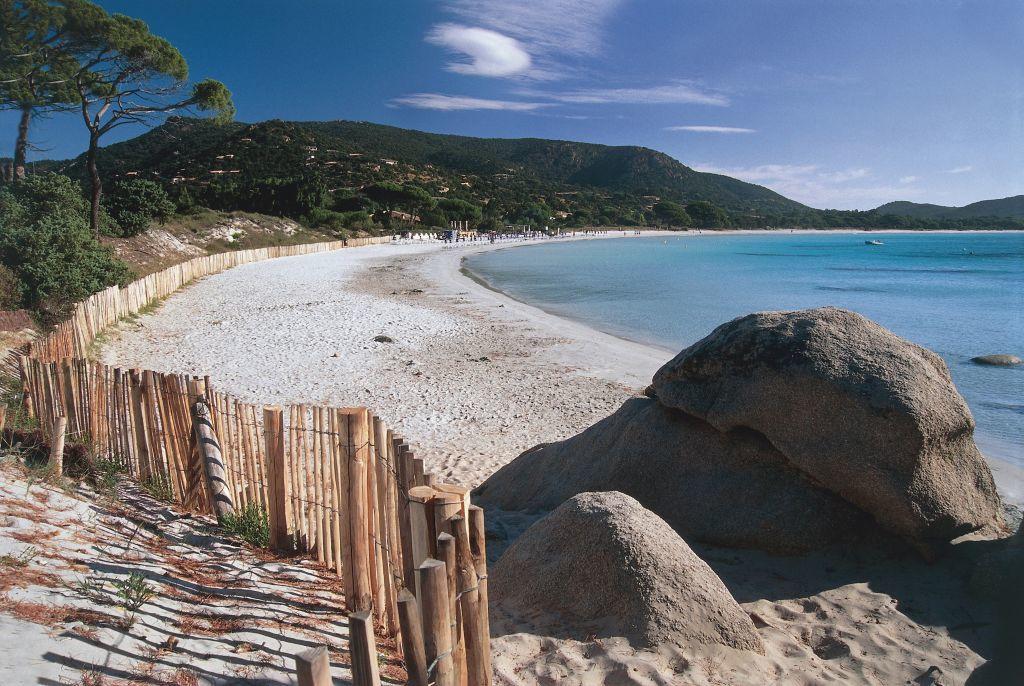 Palombaggia, Corsica, Getty