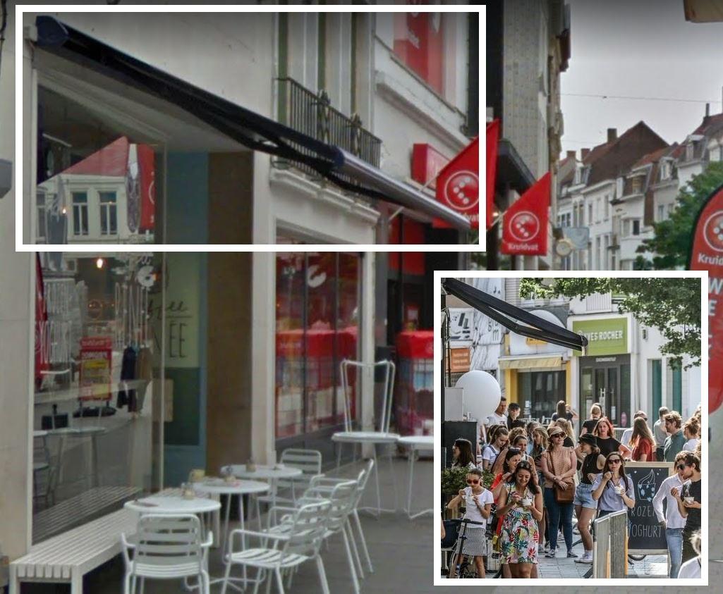 Google Streetview/Henk Deleu