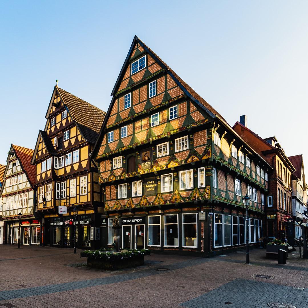 Vakwerkhuizen in Celle, Celle Tourismus und Marketing GmbH - Marco Bredekamp