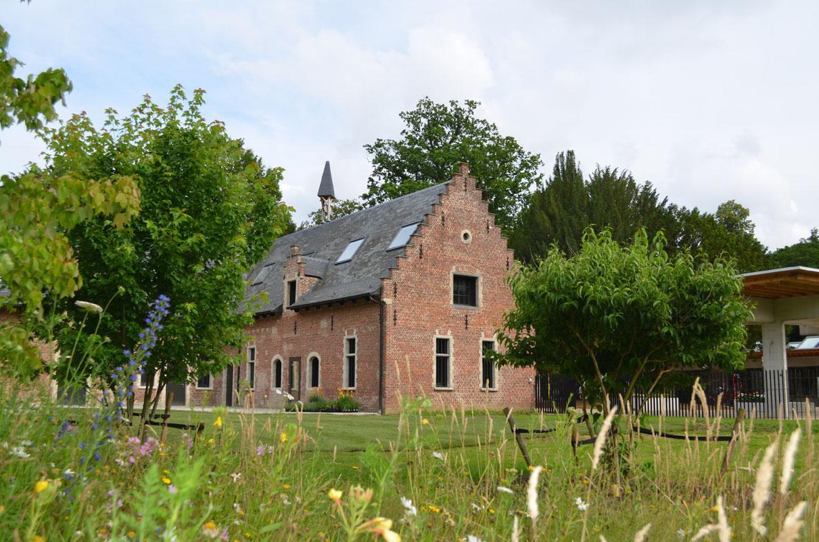 De Vlaamse hoeve, Plantentuin Meise