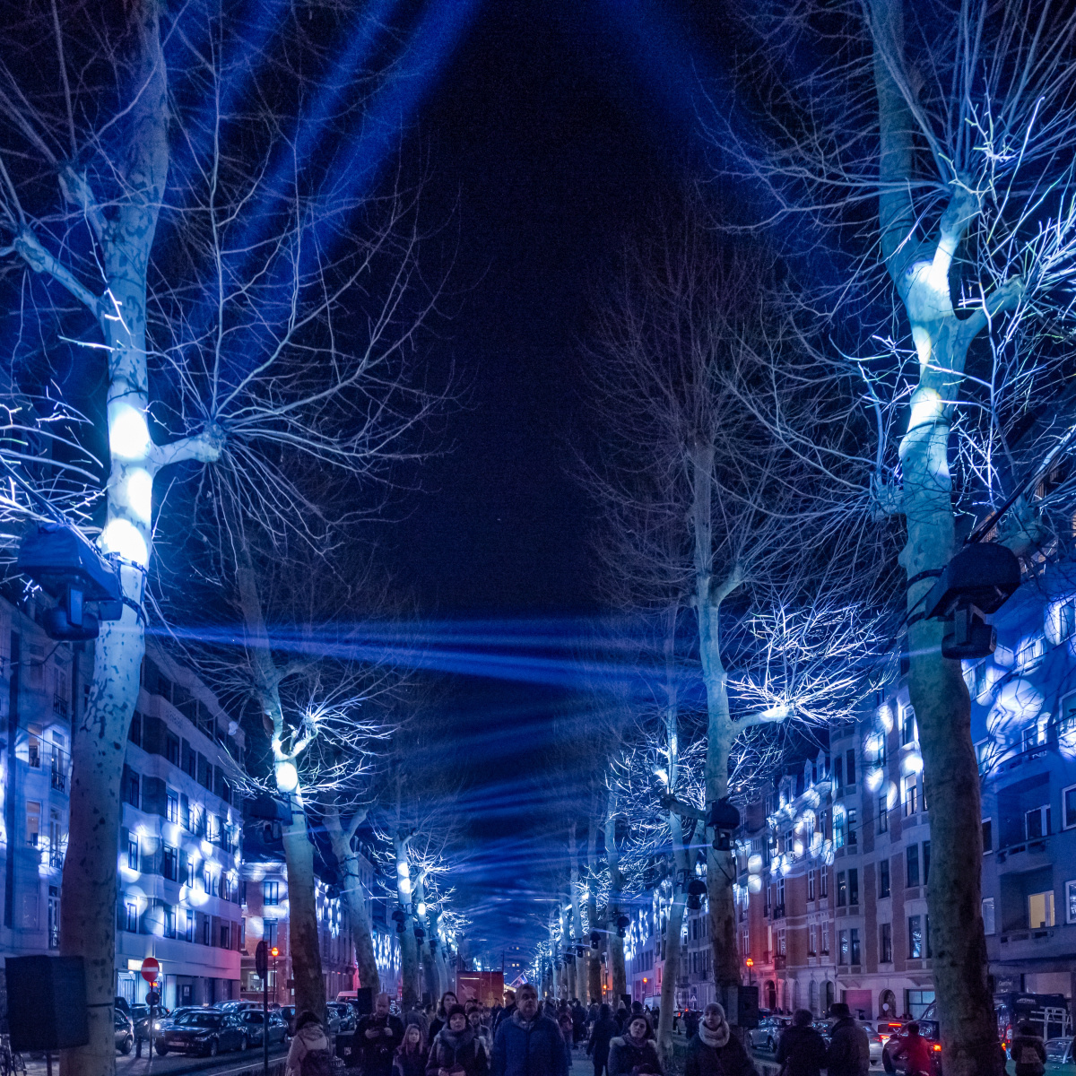 Bright Brussels Festival 2019, Jean-Paul Remy, Visit Brussels