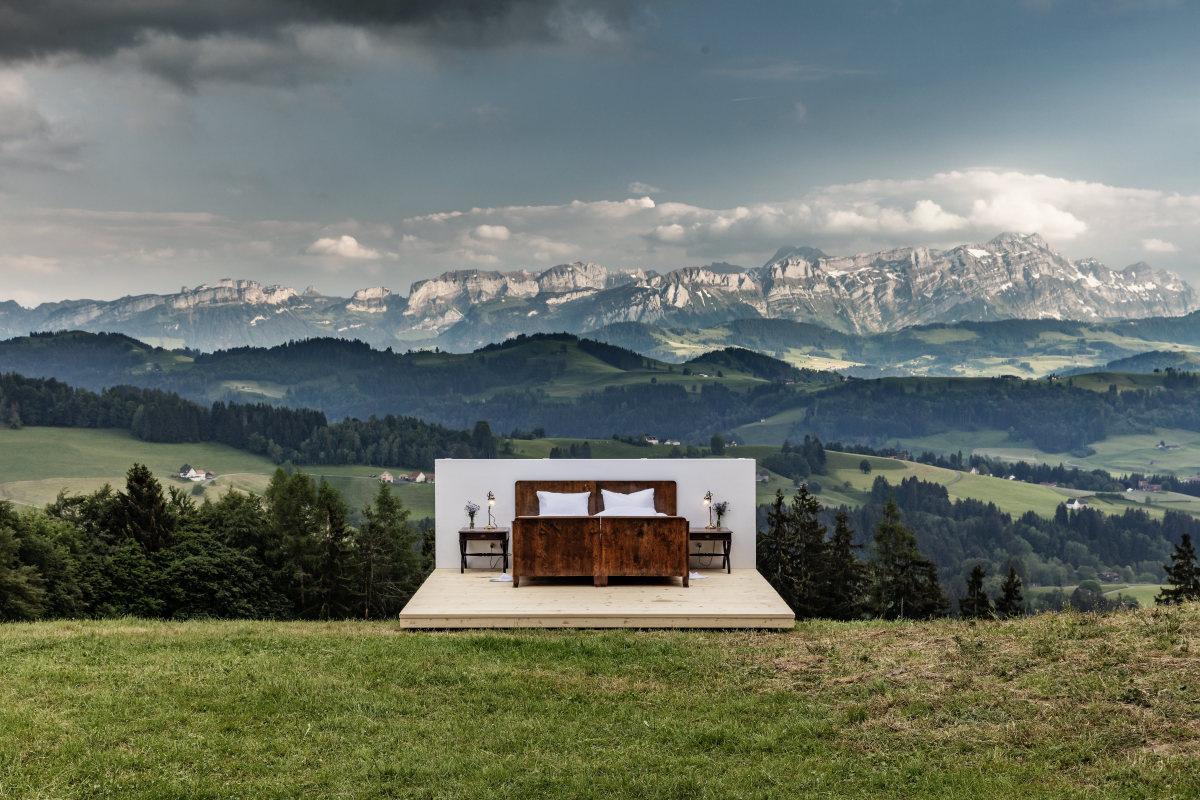 Säntis Suite in Appenzellerland, Appenzellerland Tourism Switzerland 2020