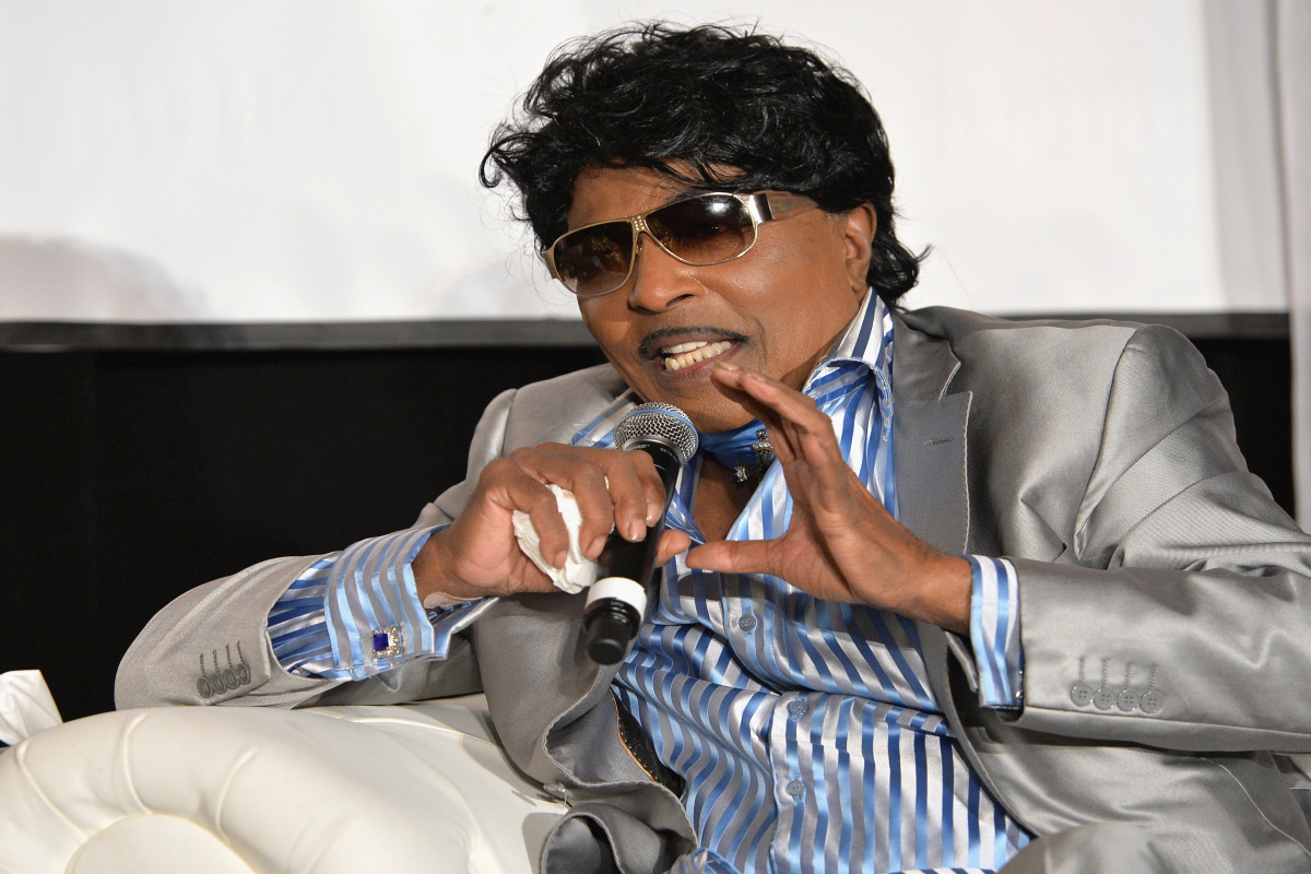 Little Richard in 2013, Getty Images